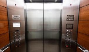Kan tage elevatoren til hvilken som helst etage!